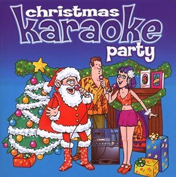 Karaoke Christmas Party.Karaoke Karaoke Christmas Karaoke Party Amazon Com Music