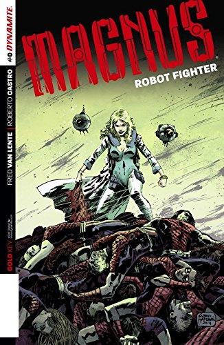 Exclusive Robot (Magnus: Robot Fighter #0: Digital Exclusive Edition)