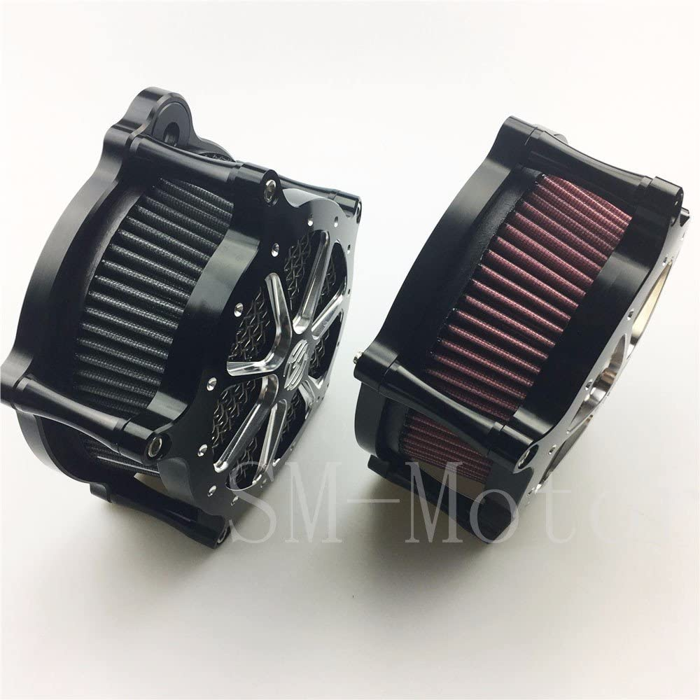 Air intake Cleaner Kit For Harley Sportster XL1200 XL883 Iron 883 Forty Eight