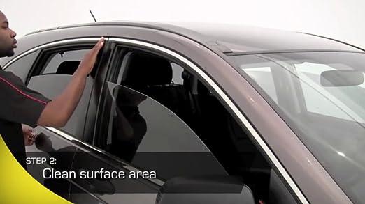 Side Window Vent-Ventvisor R Deflector 4 pc 94368 fits 15-19 Jeep Renegade