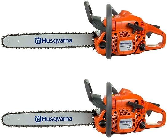 "HUSQVARNA 440 18/"" 40.9 cc Gas Professional Chain Saw WITH FULL WARRANTY!!"