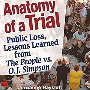 Anatomy of a Trial Audiobook