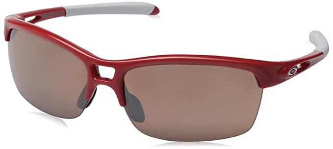163a8ec2965 Oakley RPM SQUARED Womens Sunglasses - Redline   VR28 Black Iridium -  Redline - VR28 Black Iridium  Amazon.co.uk  Clothing