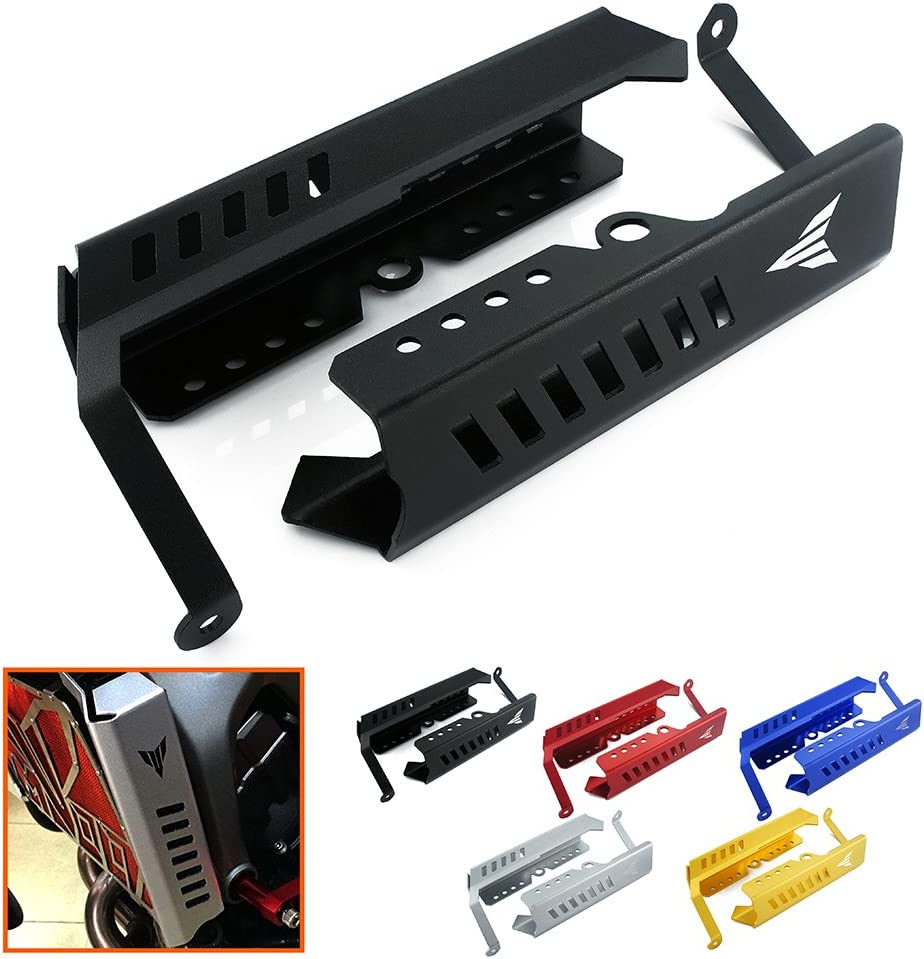 Radiator Grille Guard Side Cover Protection Fits Yamaha MT-09 FZ-09 2014-2017