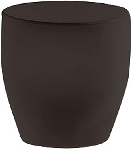 Driade Tokyo Pop - Mesa auxiliar (40 cm), color negro mate: Amazon.es: Hogar
