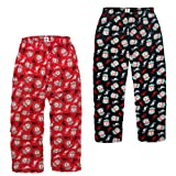 Liverpool Football Club Soccer Gift Mens Lounge Pants Pajama Bottoms