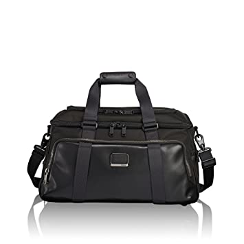 17aafaa80ab Amazon.com   TUMI - Alpha Bravo McCoy Gym Bag - Sports Travel Duffle Bag  for Men and Women - Black   Casual Daypacks