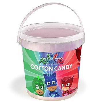 PJ Masks Cotton Candy, 1.7 Ounces per Tub