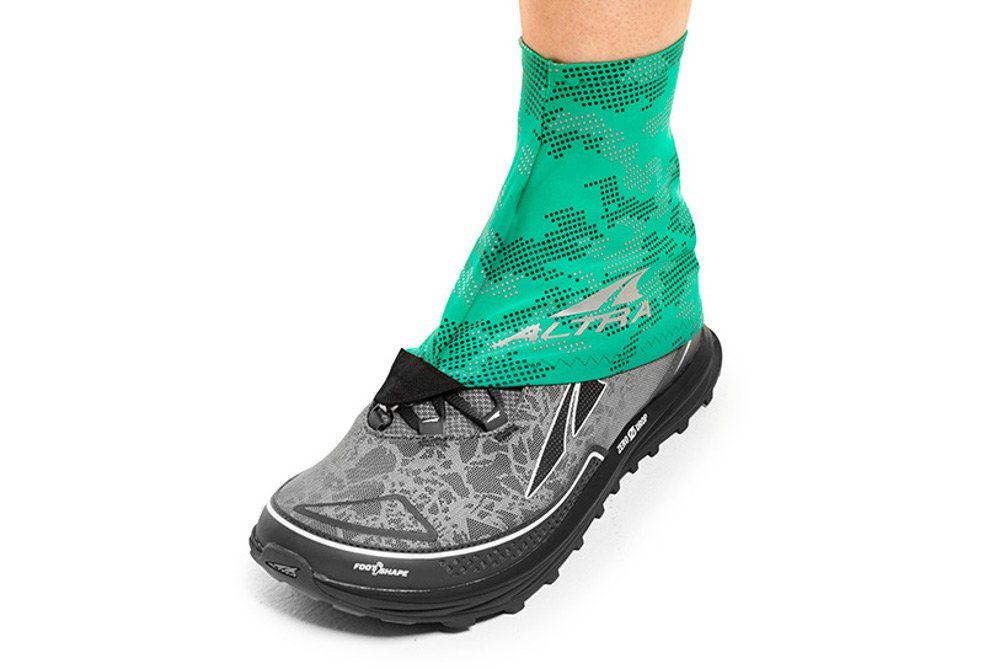 Altra Trail Gaiter Protective Shoe Covers, peacock, L Regular US