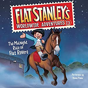 The Midnight Ride of Flat Revere Audiobook