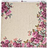 Heritage Double-Sided Cardstock 12''X12''-Country Garden