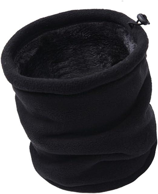 Battlestar Polar Fleece Neck Warmer Snood Scarf Hat Unisex Thermal Face