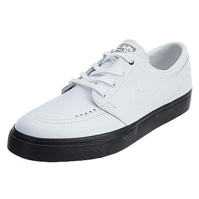Nike SB Zoom Janoski Prem CPSL White//Black Skate Shoe 877066-111 Men/'s Size 9