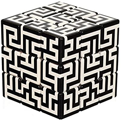 V-Cube 5206457000494 Maze 3 Cube Toy: Toys & Games