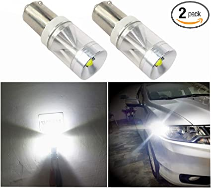 2x Fits Kia Magentis Bright Xenon White LED Number Plate Upgrade Light Bulbs