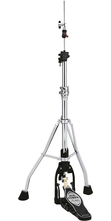 c0f5a8ace9ce Amazon.com  Tama Iron Cobra Lever Glide Hi-hat Stand  Musical Instruments