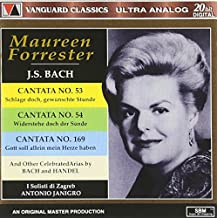 Maureen Forrester Sings Bach and Handel