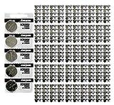 500x Energizer CR2032 Batteries 3v Lithium Coin Battery Bulk Wholesale Lot FRESH