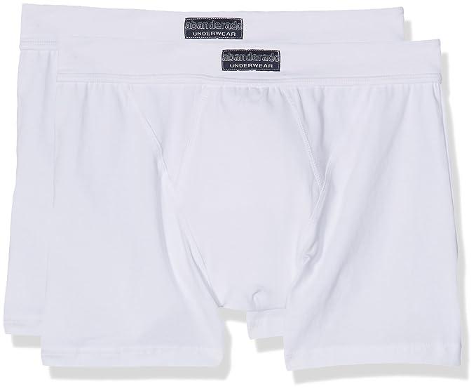 Abanderado ASA5398, Boxer Hombre, Blanco (Tamaño del fabricante:L/52)