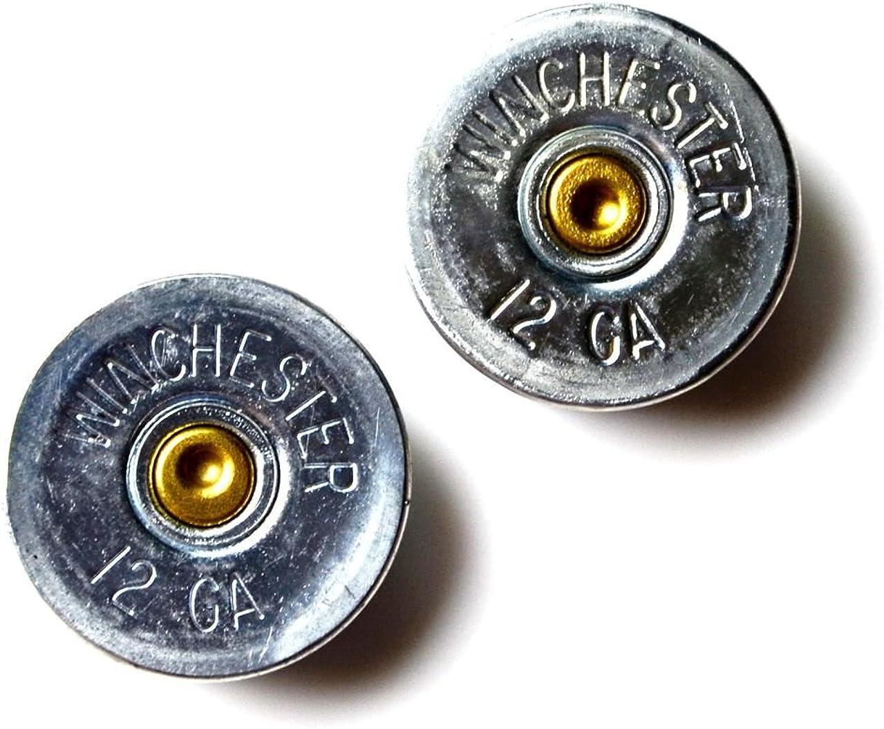 Quality Handcrafts Guaranteed Shotgun Shell Cufflinks