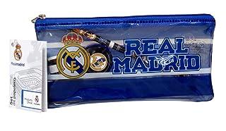 Licencias Real Madrid Astuccio con Materiale Scolastico 8426842058924