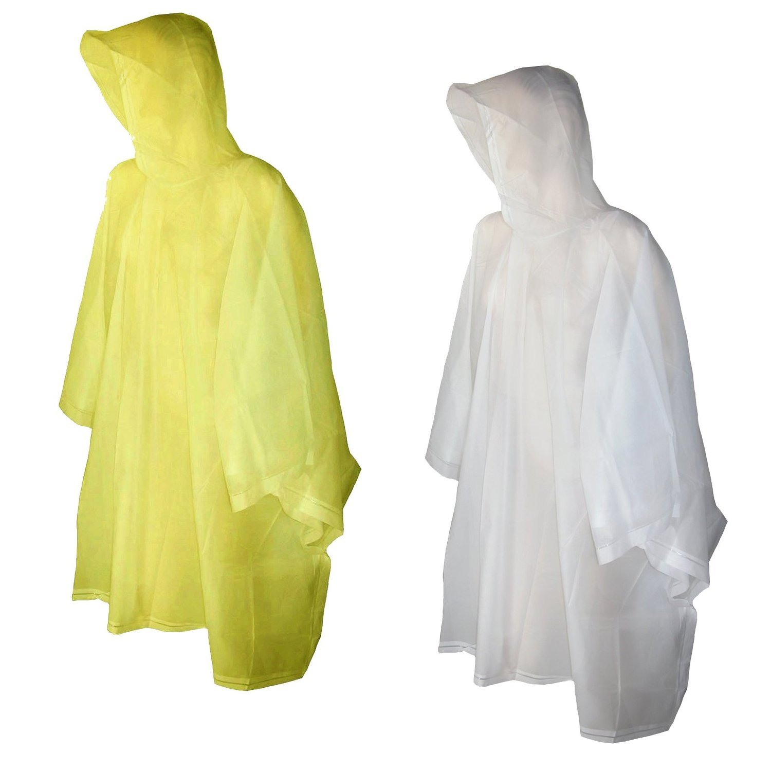 totes ISOTONER Kids Hooded Pullover Rain Poncho with Snaps