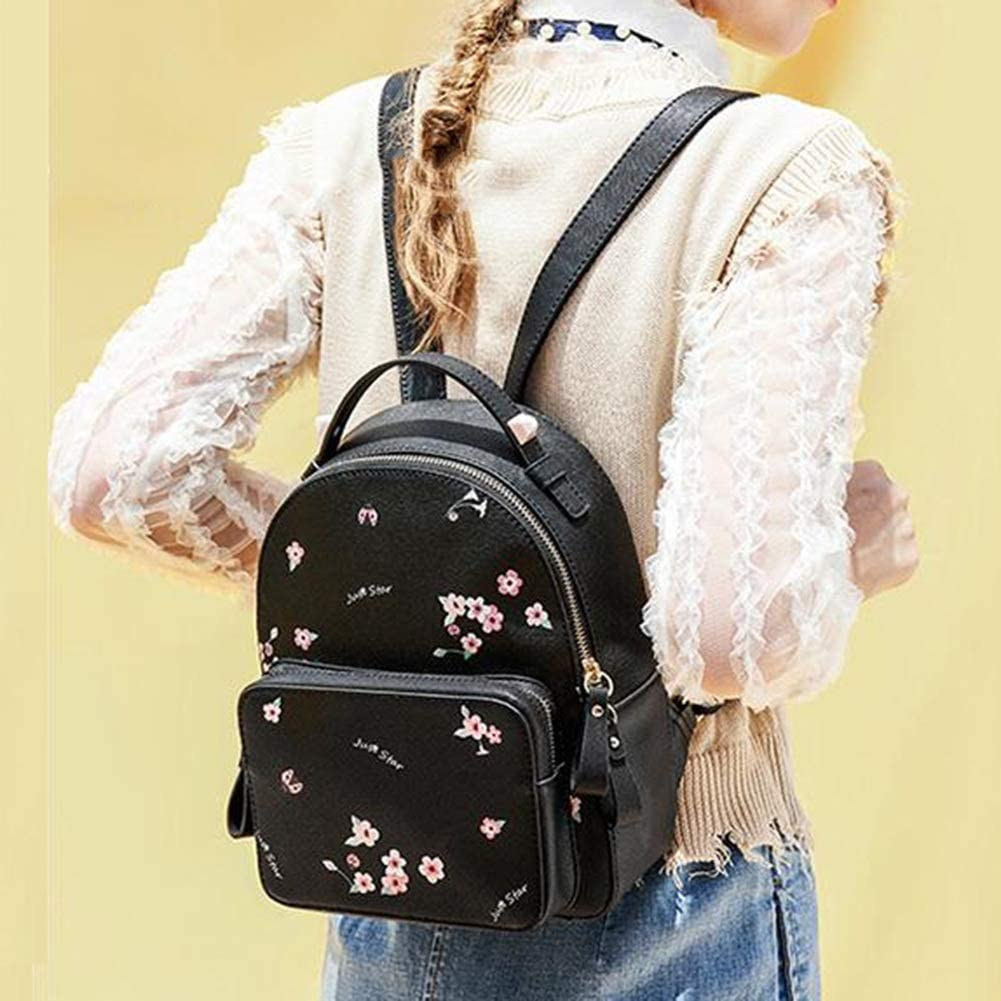 Backpack Leisure Bag Travel Bag Crossbody Bag Womens Casual Shoulders Trend Large Capacity Backpack Sub-Size Two Colors ZHML