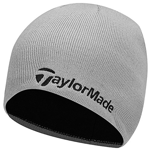 TaylorMade Golf 2017 grey beanie