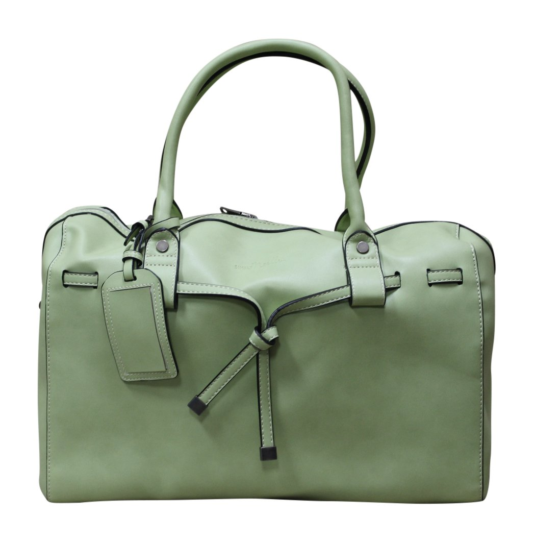 Simply Noelle All Tied Up Duffel Bag, Wasabi