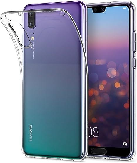 Spigen, Funda Compatible con Huawei P20 [Liquid Crystal ...