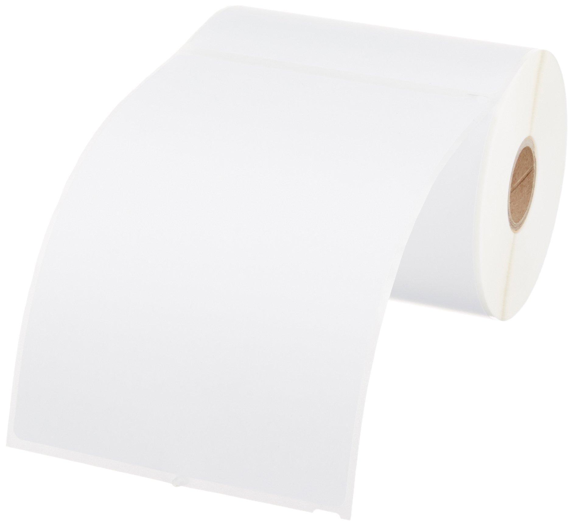 AmazonBasics Multi-Purpose Labels for Label Printers, White, 4'' x 6'', 220 Labels per Roll, 4 Rolls by AmazonBasics (Image #2)