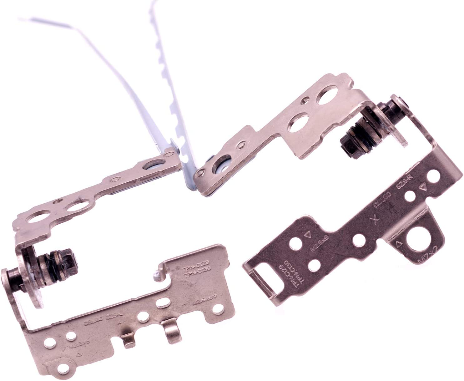 Compatible Replacement for HP Pavilion 15 AC AY 15 AF 15 AJ LCD Hinge Hinges