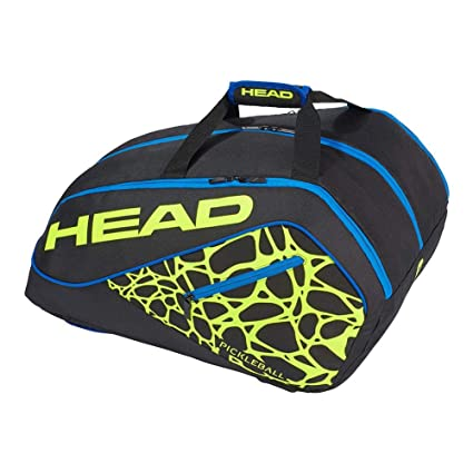 HEAD Pickleball Tour Bag - Supercombi Paddle Bag w/Multiple Compartments & Adjustable Shoulder Straps