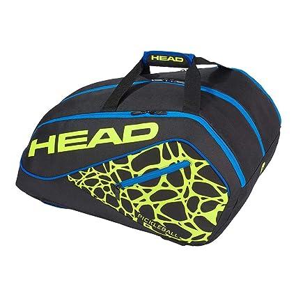 HEAD Pickleball Tour Bag - Supercombi Paddle Bag w/Multiple Compartments & Adjustable Shoulder Straps