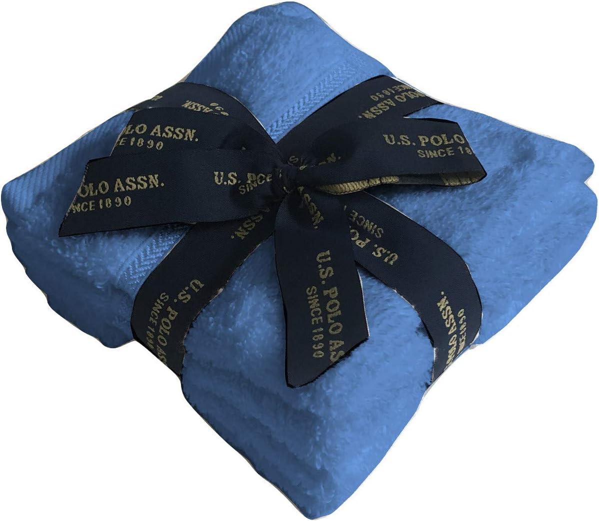U.S. Polo Assn. Luxury Hotel and Spa Ultra Soft 100% Cotton Zero ...