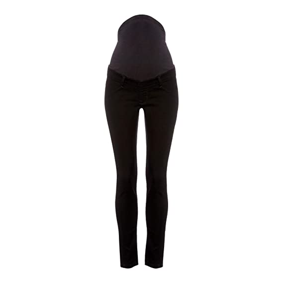 6d41ca7d28a74 Red Herring Womens Black Skinny Fit Maternity Jeans: Red Herring:  Amazon.co.uk: Clothing