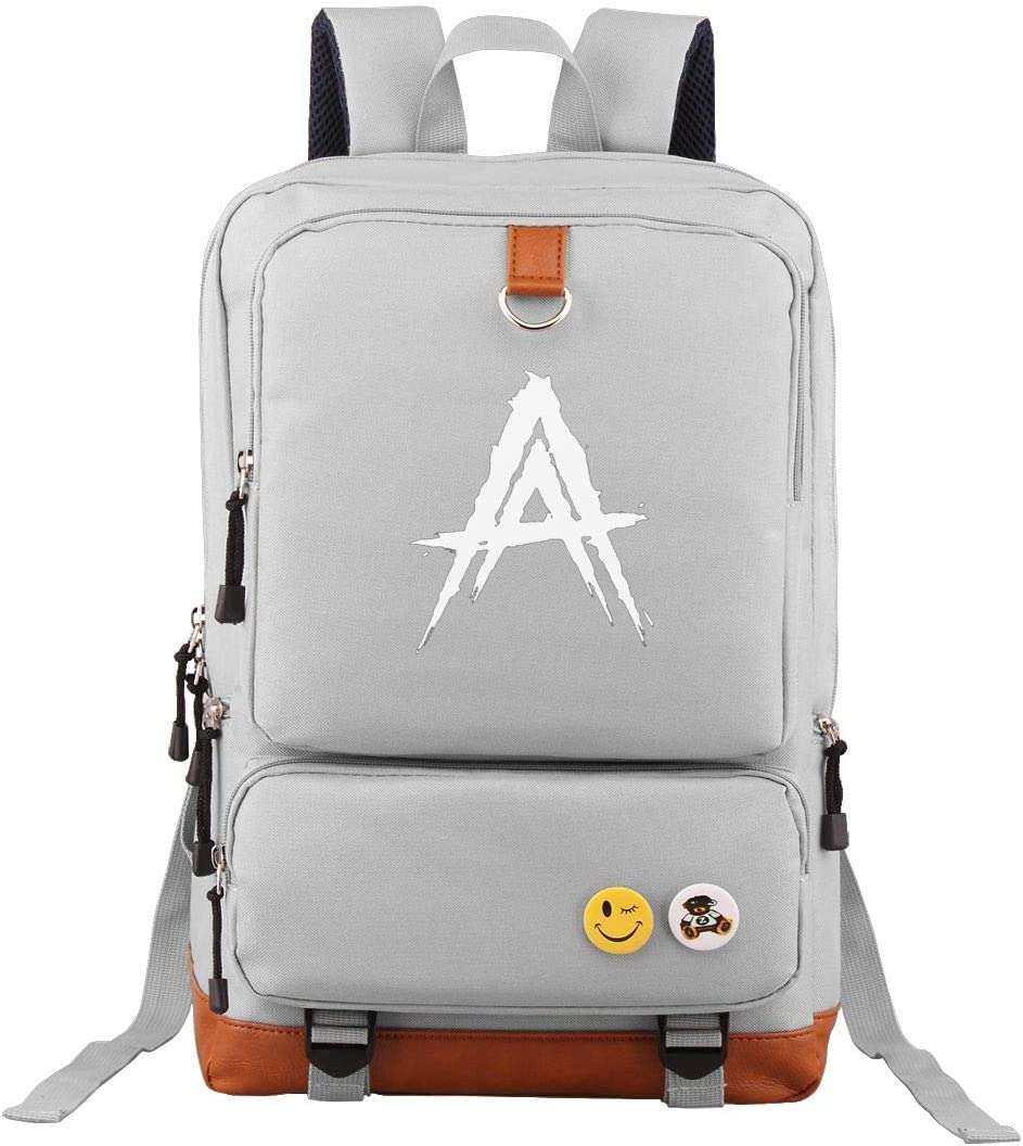 Anuel AA Unsix Backpack Anti-stealing Backpack, Outdoor Sports Travel Bag