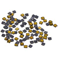 Rtengtunn 100 Piezas 4x4x0.7mm 4 Pines SMD Micro