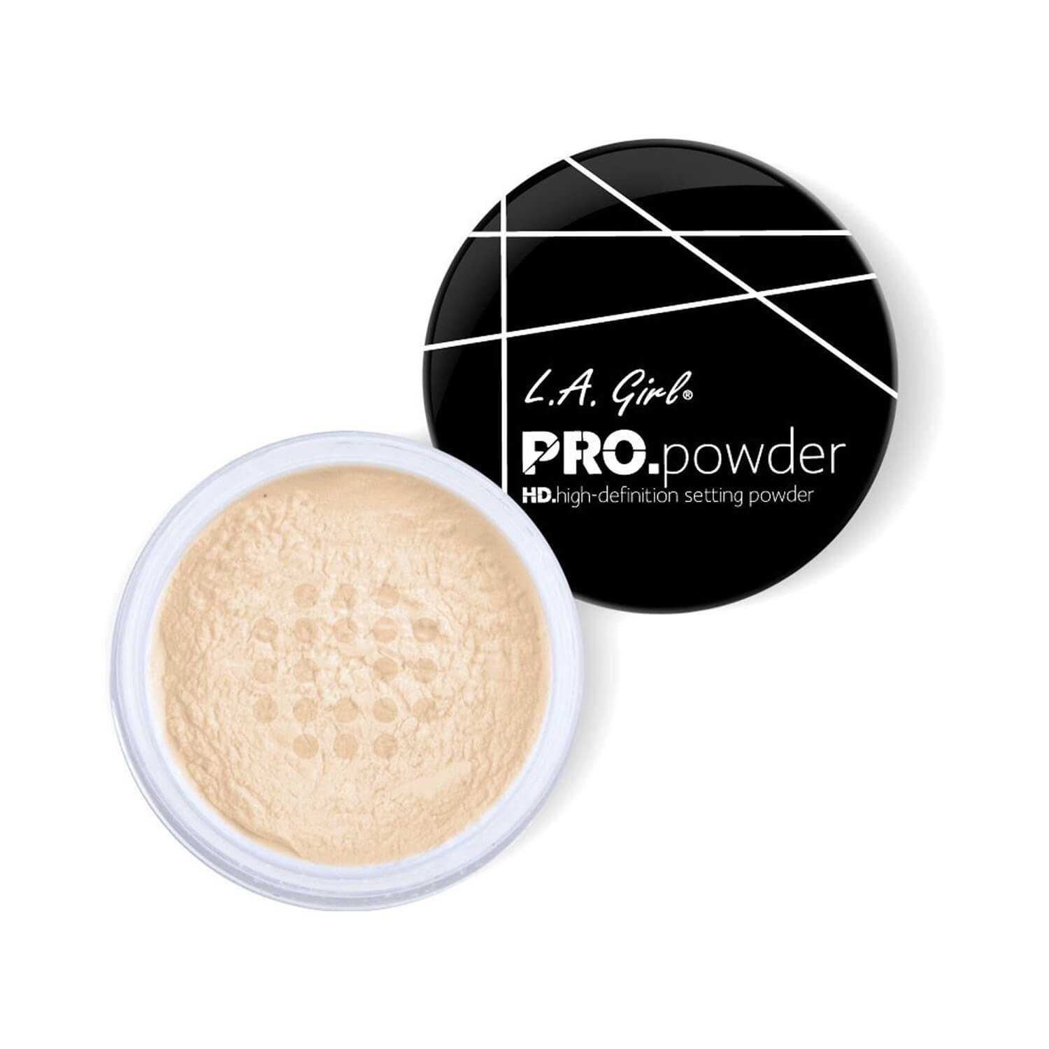 L.A. Girl Hd Pro Setting Powder   Banana Yellow by L.A. Girl