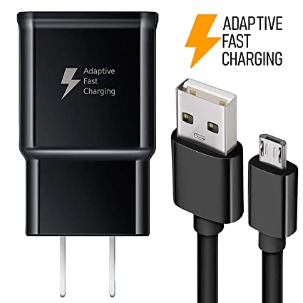 Amazon.com: UrbanX OEM Samsung cargador y cable micro USB ...