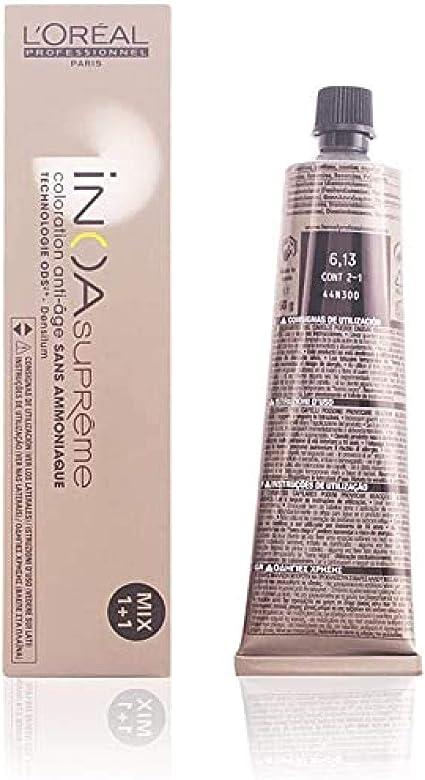LOréal Professionnel Inoa Supreme sin Amoniaco 6.13 Tinte - 60 gr