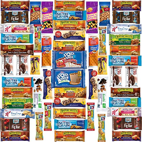 kfast Bar/Granola Assortment by Skyline Snack Company | Healthy Variety for Busy Mornings | Quick Afternoon Snack ()