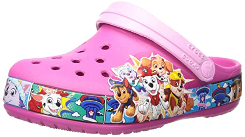 2bdb43116 Crocs Baby-Boys Paw Patrol Band Character Clog Clog  Crocs  Amazon ...