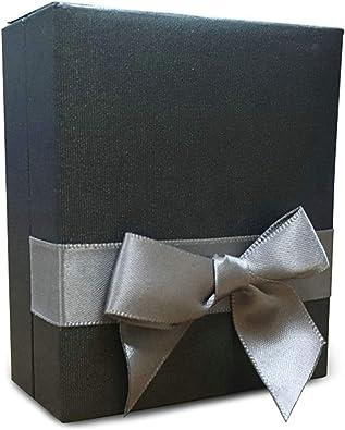 ROMQUEEN Nudo de Mariposa Caja de Regalo Grande Regalo Ideal para ...