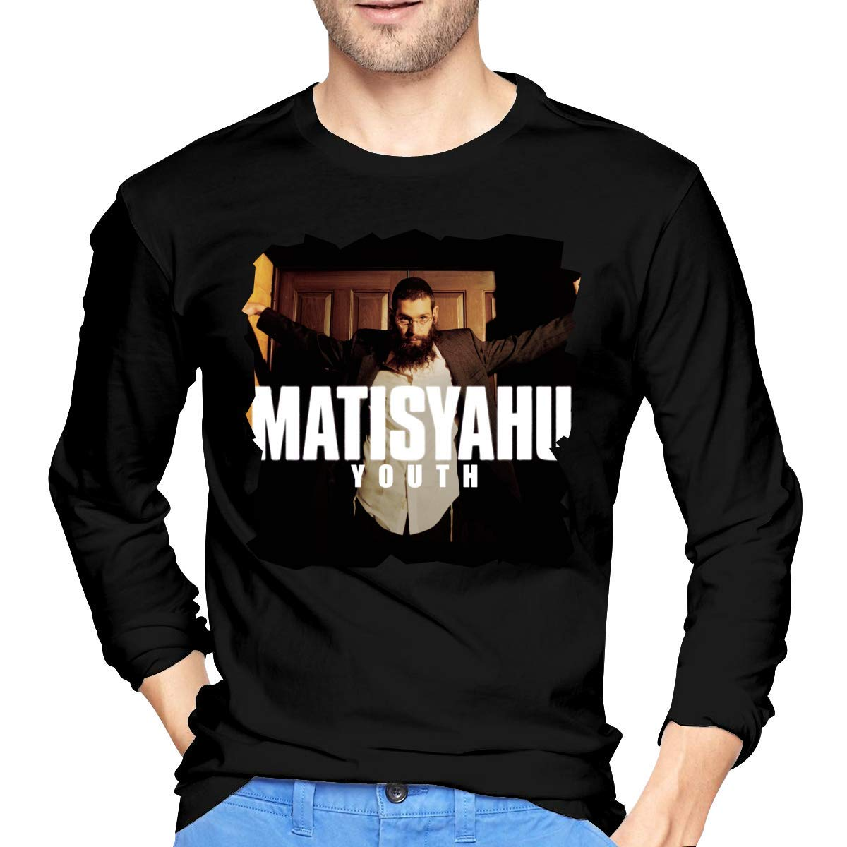 Fssatung S Matisyahu T Shirt Black