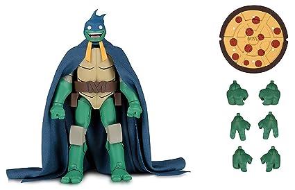 SDCC 2019 DC TMNT Michelangelo as Batman Action Figure Standard