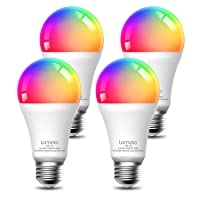 Deals on 4-Pack lomota WiFi Smart Light Bulb Dimmable