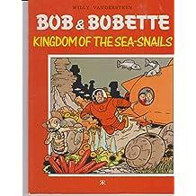 Bob and Bobette: Kingdom of the Sea-snails No. 6