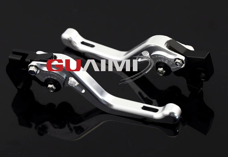 CNC Leve freno e frizione corti per Yamaha YZF-R125 2012-2013