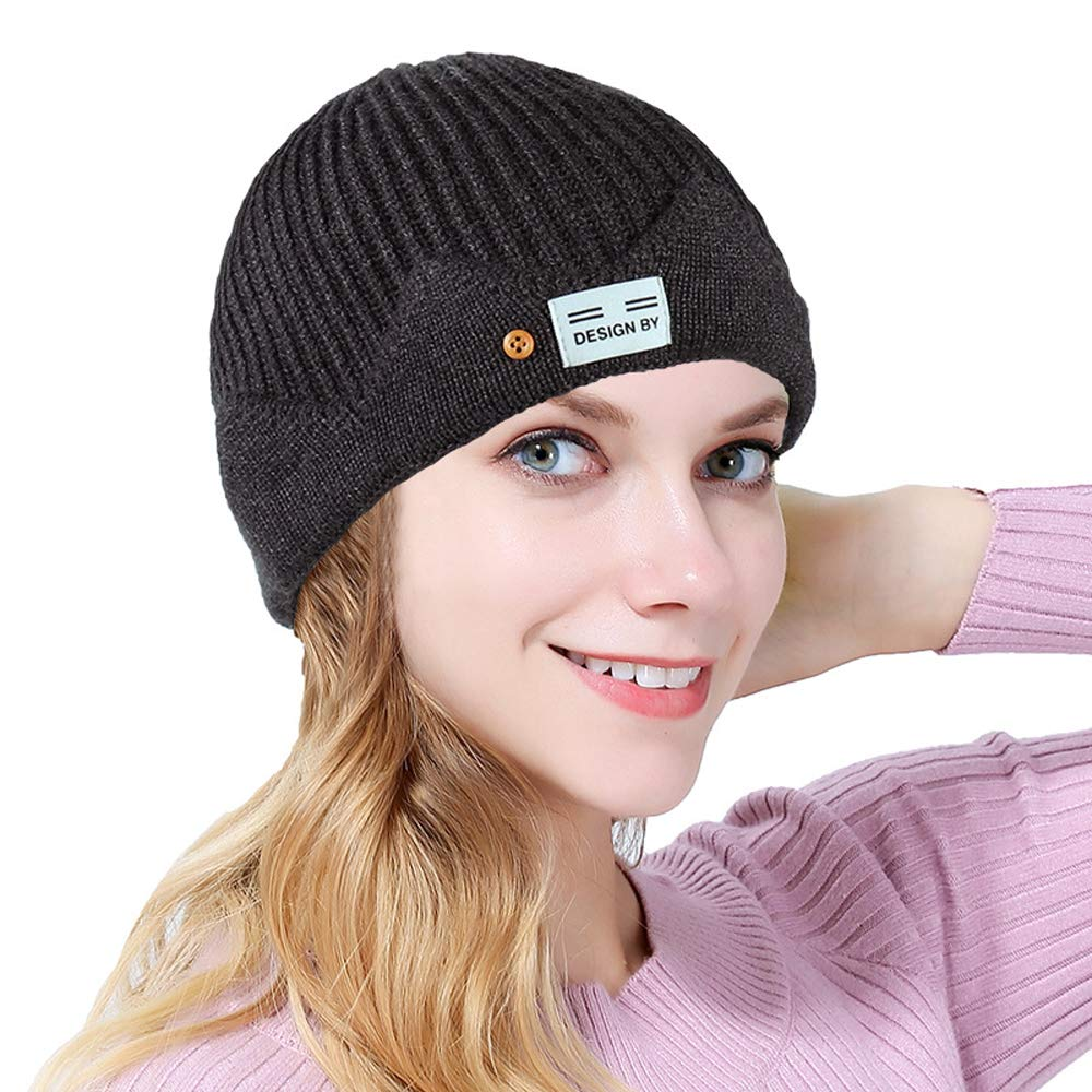 Griony Riverdale Jughead Jones Cosplay Beanie Hat Unisex Hat Crown Knit Hat for Adult